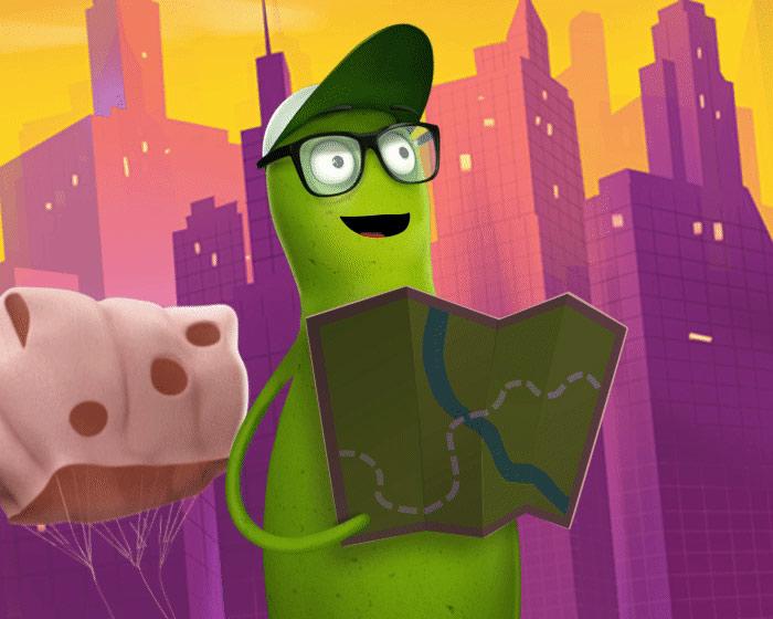 Zelené Dobrodružství - obrázek