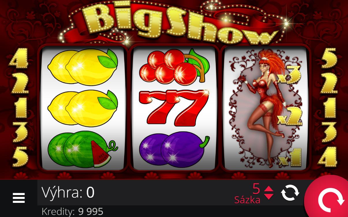 Obrázek - Ta pravá Big Show začne v bonusu