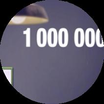 Kolik místa zabere milion korun? - obrázek kategorie