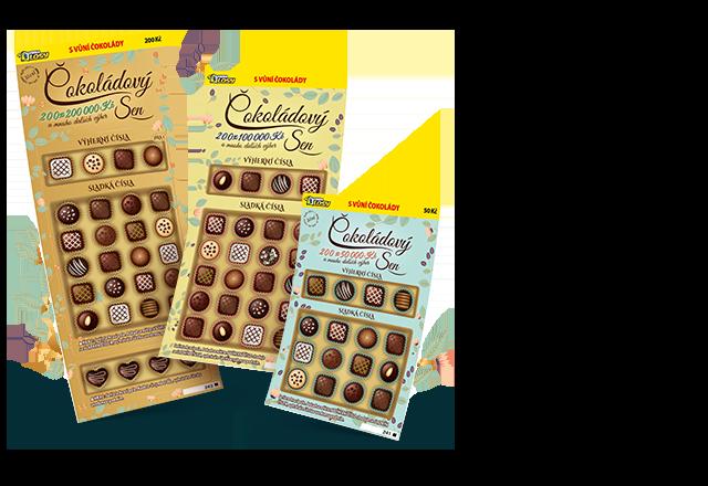 Losy - Čokoládový sen front image