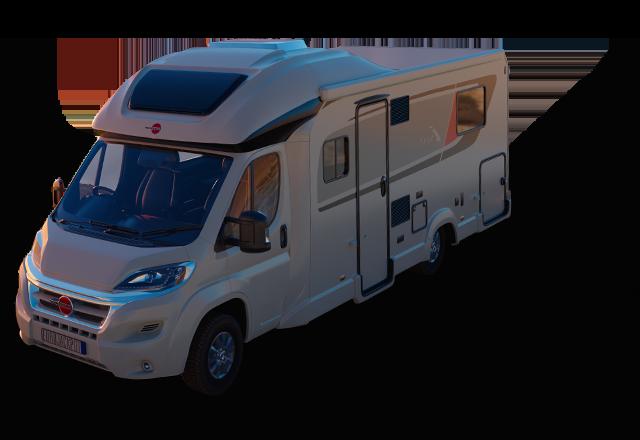 Eurojackpot - Český pátek - karavan