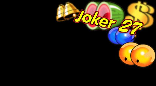 Hry - Joker 27